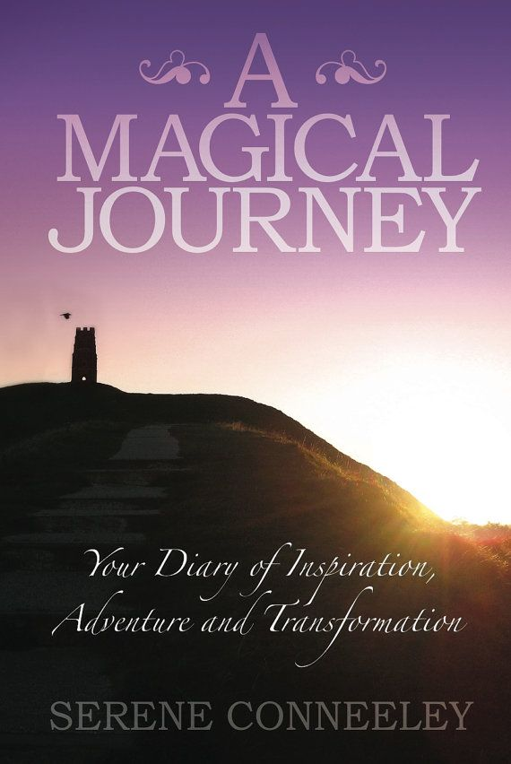 A Magical Journey: Your Diary of Inspiration by BlessedBeeBooks