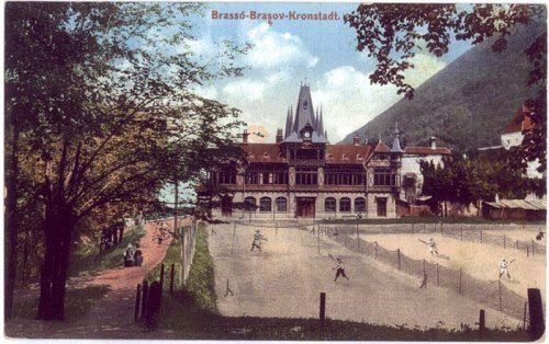 Olympia Tennis Club 1920s