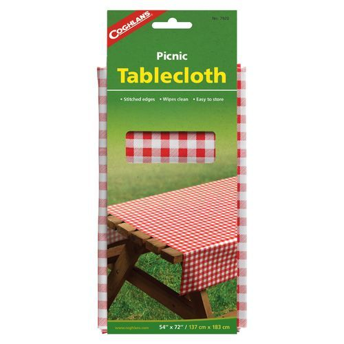 Coghlan's Picnic Tablecloth - Camping Equipment, Camp Food And Cookware at Academy Sports