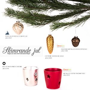 Färgerna du behöver för att skapa en skimrande & gnistrande jul. Läs mer i blogginlägget https://www.wsochcompany.se/blogg/2017/nov/lat-det-gnistra-och-glimma-nagra-av-vara-mest-skimrande-farger/