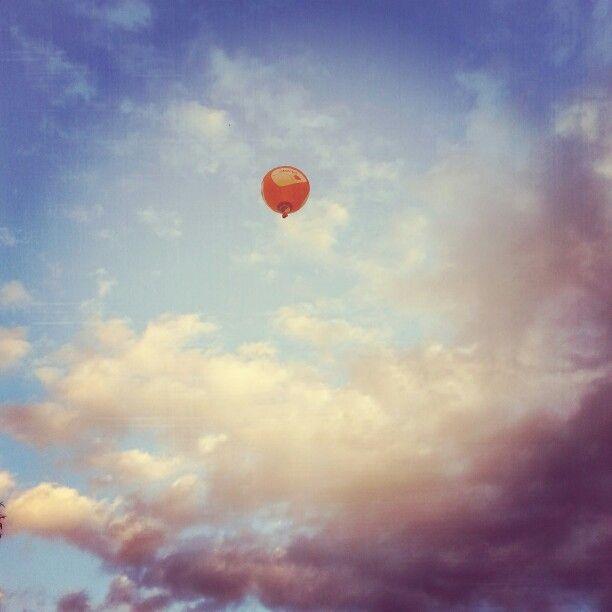 Reklame ballong Oslo