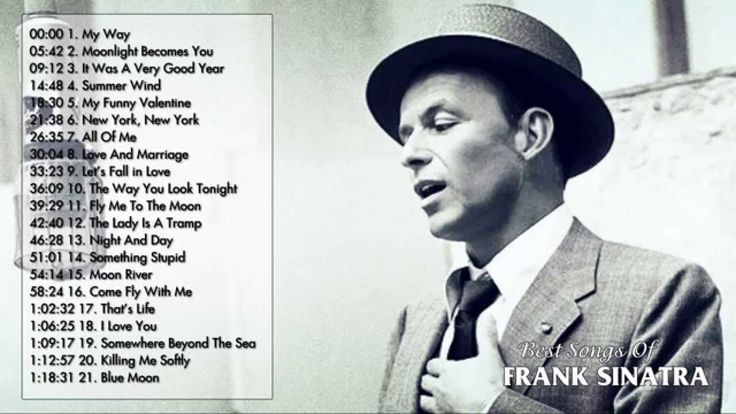 Frank Sinatra's Greatest Hits _ The Best Songs Of Frank Sinatra _ Full A...