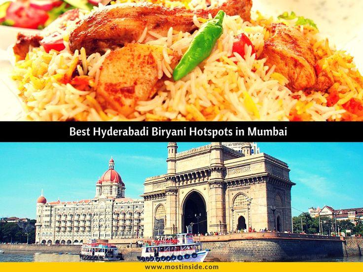 Best Hyderabadi Biryani Hotspots in Mumbai