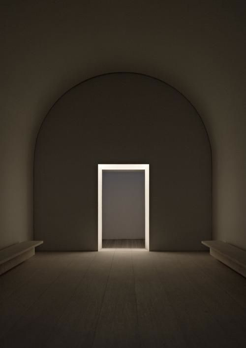 John pawson czech monastery doors spaces architects for John pawson lighting
