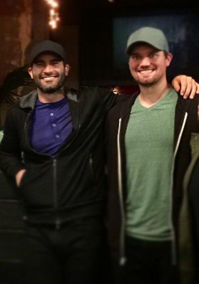 #TylerHoechlin & Tanner