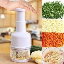 Kitchen Pressing Vegetable Chopper Cutter