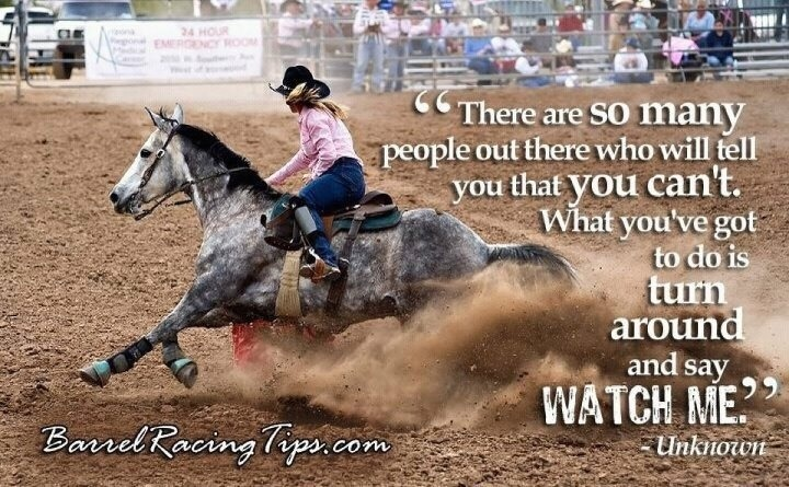 barrel racing quotes tumblr - photo #9