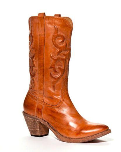 Womens Stella Boot - Amber
