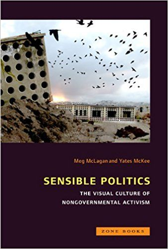 """McLagen and McKee's (2012:17) conceptualised methodology of the image-complex into its hermeneutic approach. This methodology contends that readings of aesthetics, political, and social movements are mutually constitutive, and it avoids reductive image-centred analyses which might conceal """"the embeddedness of cultural forms in broader [social and political] campaigns"""" (McLagen & McKee, 2012:17)."""