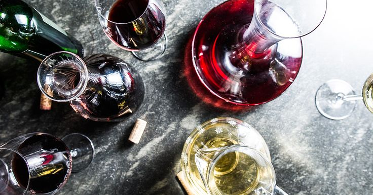 Blackberry Farm's Andy Chabot schools us in the art of decanting wine.
