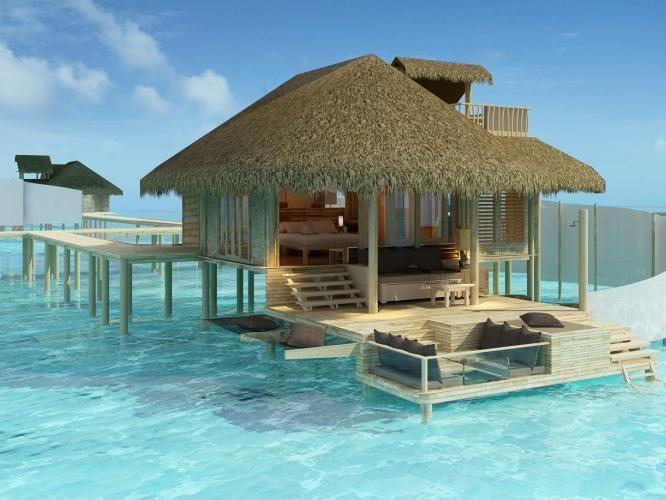 Cтиль бунгало: дома, фото интерьера | Тропические мотивы в дизайне