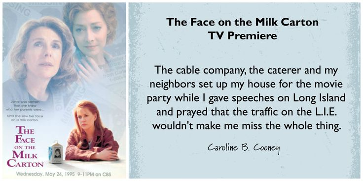 The Face on the Milk Carton TV Movie Premiere | Premiere Party