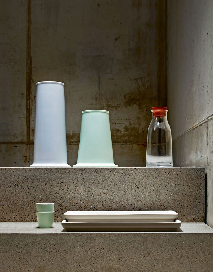 TONALE / DESIGN DAVID CHIPPERFIELD / BY ALESSI / YEAR 2016 |  #homi2016 #design #homedecor @alessiofficial |
