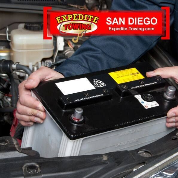 Efficient Car Battery Replacement Services In Dallas San Diego In 2020 Towing Company Tow Truck Car Battery