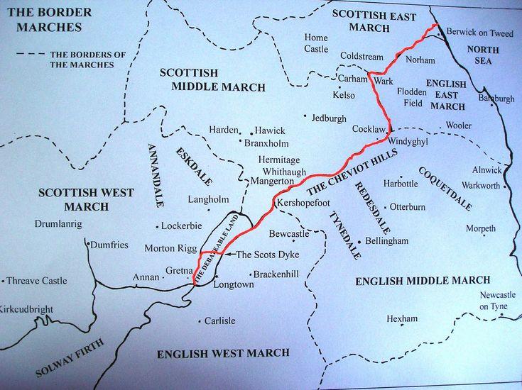 Anglo-Scottish border, 13th Century, Treaty of York - Google Search