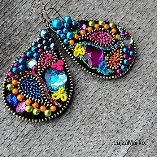 Lujza Marko, http://trendesso.blogspot.sk/2016/04/perfect-soutache-jewelry-by-slovak.html