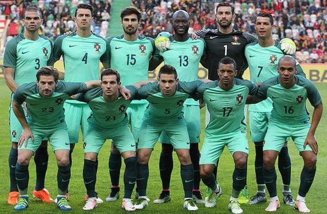 Maillot de foot Portugal 2016 2017