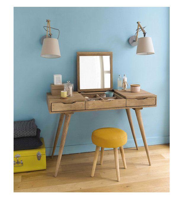 17 meilleures id es propos de miroir de la coiffeuse sur pinterest miroir de fleurs miroir. Black Bedroom Furniture Sets. Home Design Ideas