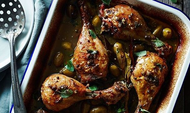 Indian Style Roast Chicken : Food : The Home Channel
