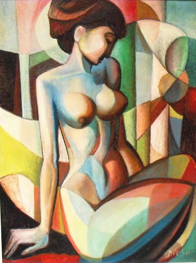 April 23, 2012 DIEGO VOCI Painting of the Week This week's painting is from the DIEGO Collection of Leo Gerardo, a retired restauranter, living in Frankfurt, Germany who attended the informal reception hosted by Helga Voci Easter weekend in Taunusstein, ...