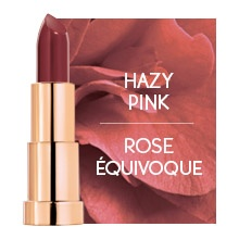 Discover Yves Rocher Grand Rouge in Hazy Pink! Découvrez Grand Rouge en Rose équivoque ! @Yves Rocher Canada #GrandRougeMoment  #yvesrocher