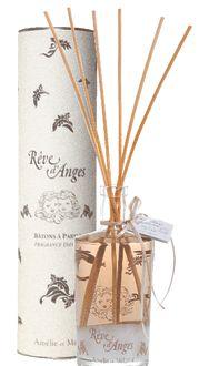 """Bâton à parfum 600 ml 600 ml Des bâtons à parfum """"grand format"""" présentés dans un bel étui ! Voilà le cadeau idéal ! http://www.boutique-lothantique.com/baton-a-parfum-600-ml~reve-d-anges-amelie-et-melanie-produit-4thpx8ytxh65.html"""