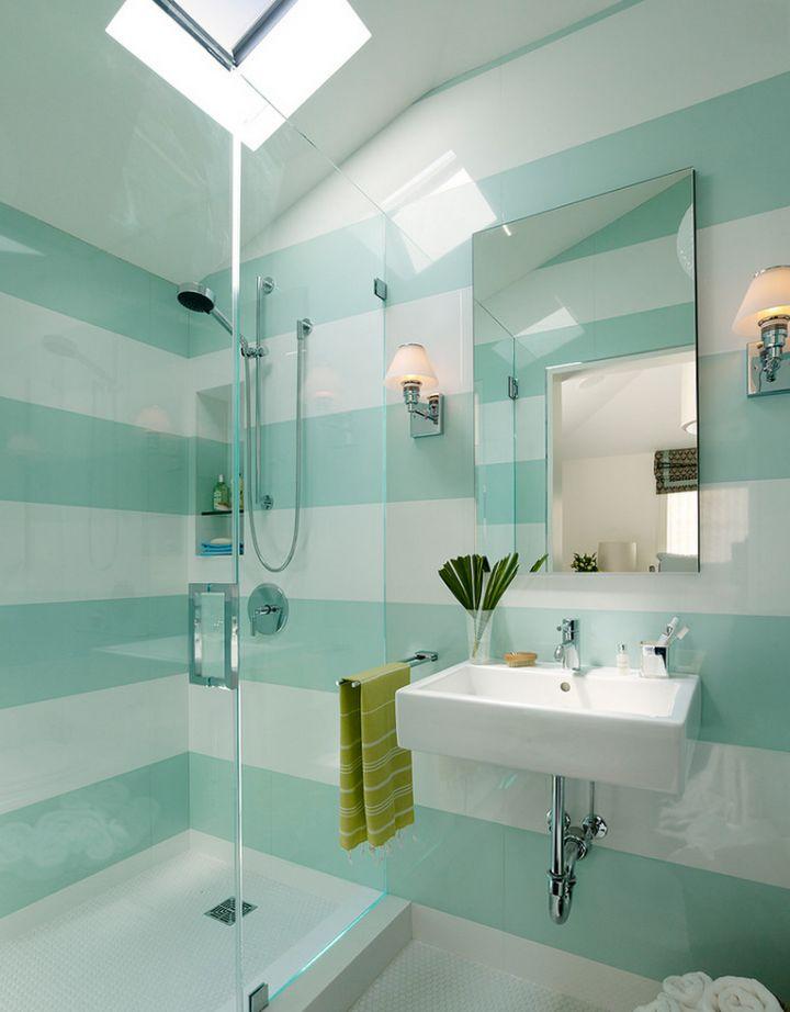 Die 17 besten Bilder zu bathroom auf Pinterest Mosaik, Valspar - badezimmer streichen