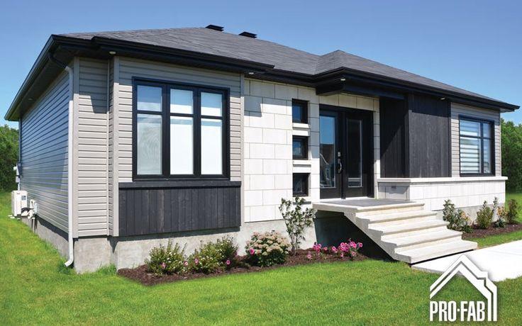 50 best maisons images on pinterest for the home garage plans and garage remodel. Black Bedroom Furniture Sets. Home Design Ideas