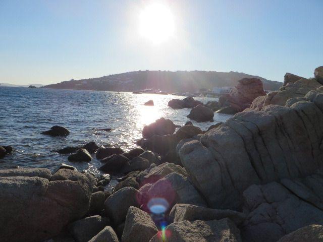 Our secret beach in Mykonos! http://mylandingrunway.wordpress.com/2014/08/28/the-other-side-of-mykonos/