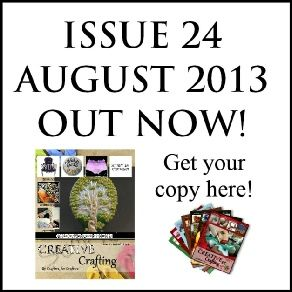 Many of our members are featured in this issue. :)  http://creative-crafting.com/august_2013.html