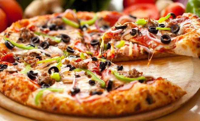 Originální a jednoduchá pizza jako z Itálie