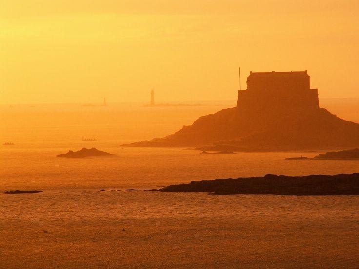 Saint Malo - Bretagne / Brittany / France Le Petit Bé