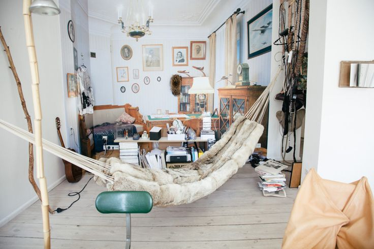 Mira Schröder — Exhibition Designer & BLESS Store Resident, Apartment & Store, Prenzlauer Berg, Berlin.