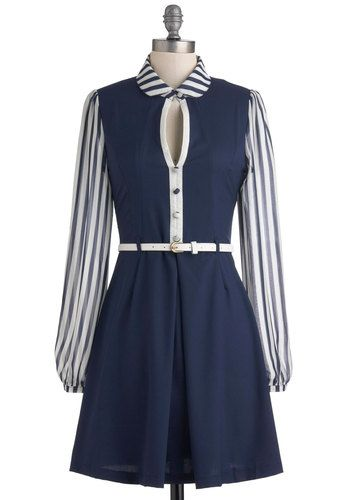 Away We Go-Go Dress, #ModCloth
