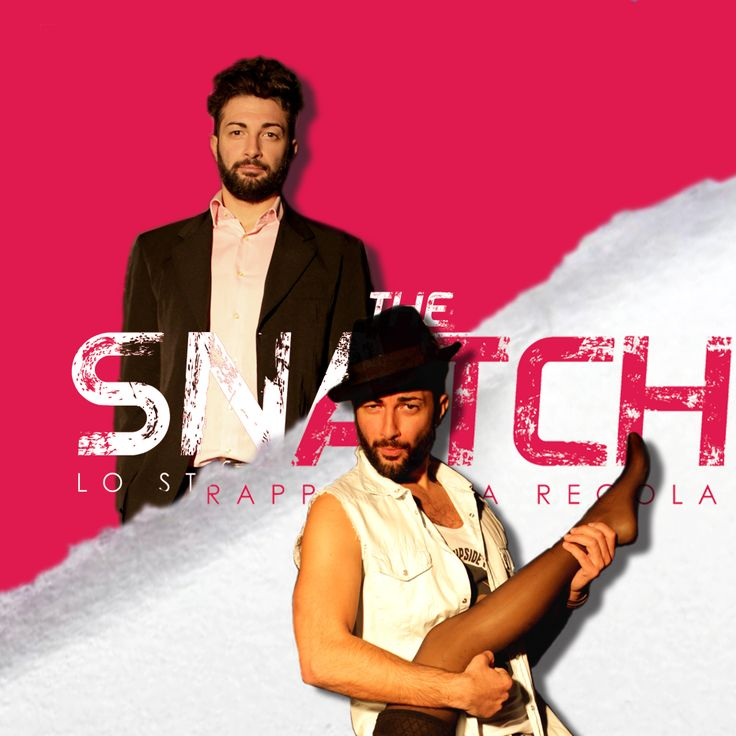 Staff-The Snatch Thomas