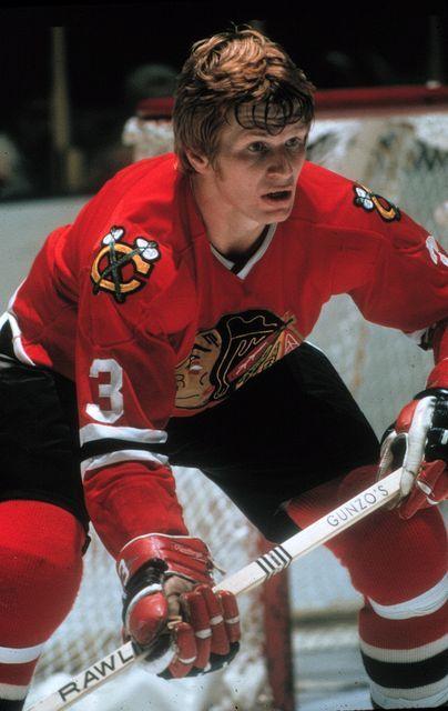 Keith Magnuson - Chicago Blackhawks