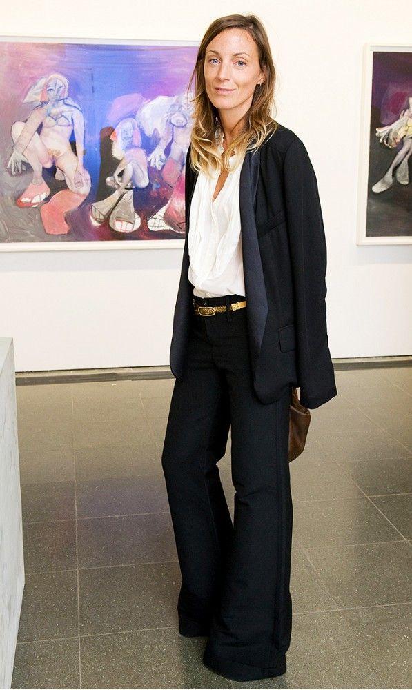 Style ICON #lovebobeau Phoebe Philo via @WhoWhatWear