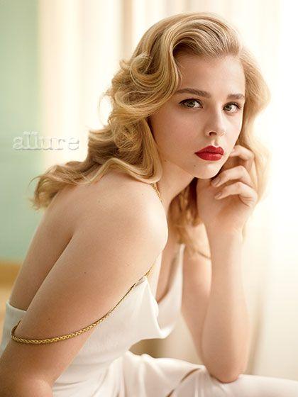 Chloe Grace Moretz: Her Allure Cover Shoot: Cover Shoot: allure.com
