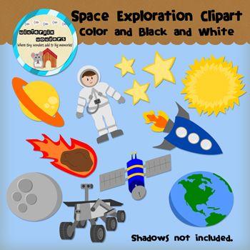 space exploration clipart - photo #11