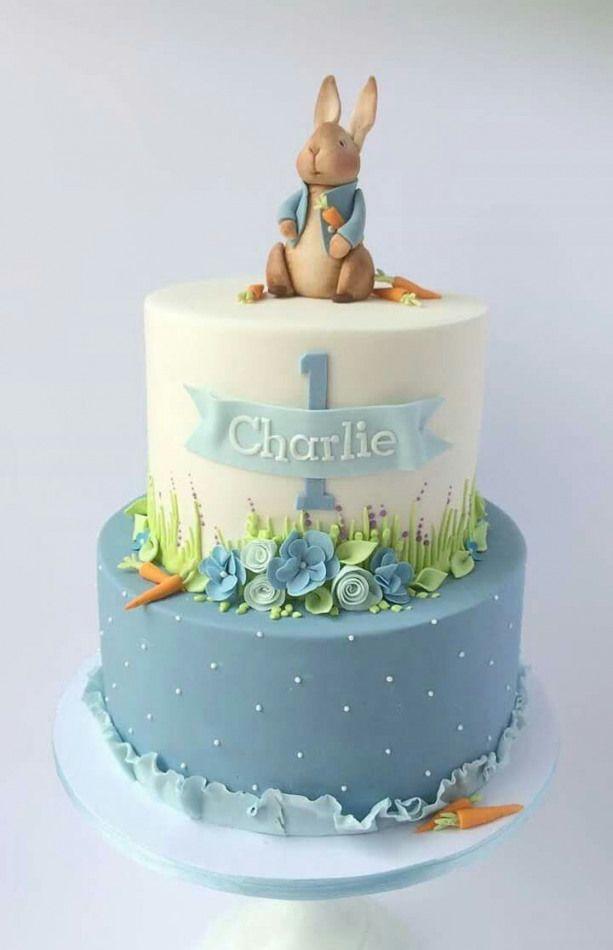 Pleasant Bunny Birthday Cake Peter Rabbit Peter Rabbit Pinterest Peter Funny Birthday Cards Online Alyptdamsfinfo