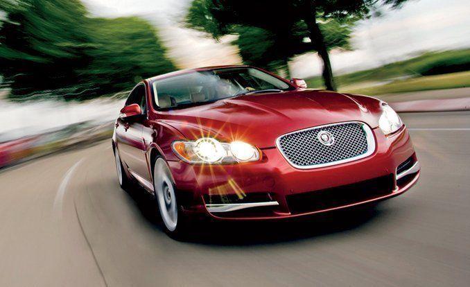 2009 – 2013 Jaguar XF / XFR: