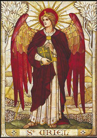 #Archangel Uriel  #angel #archangel #spiritualmesquad