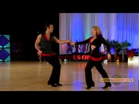 Classic Winners - Jordan Frisbee & Tatianna Mollmann::2011 US Open Swing Dance Championships