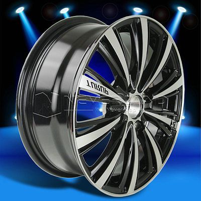 Cheap rim equipment, Buy Quality car rim accessories directly from China car rims black Suppliers: 2015 New 116'' x 6.5'' Alloy Car Wheels Rim Black Machined Polished for Nissan Sentra 2002-2012 USA STOCK Free Shipping