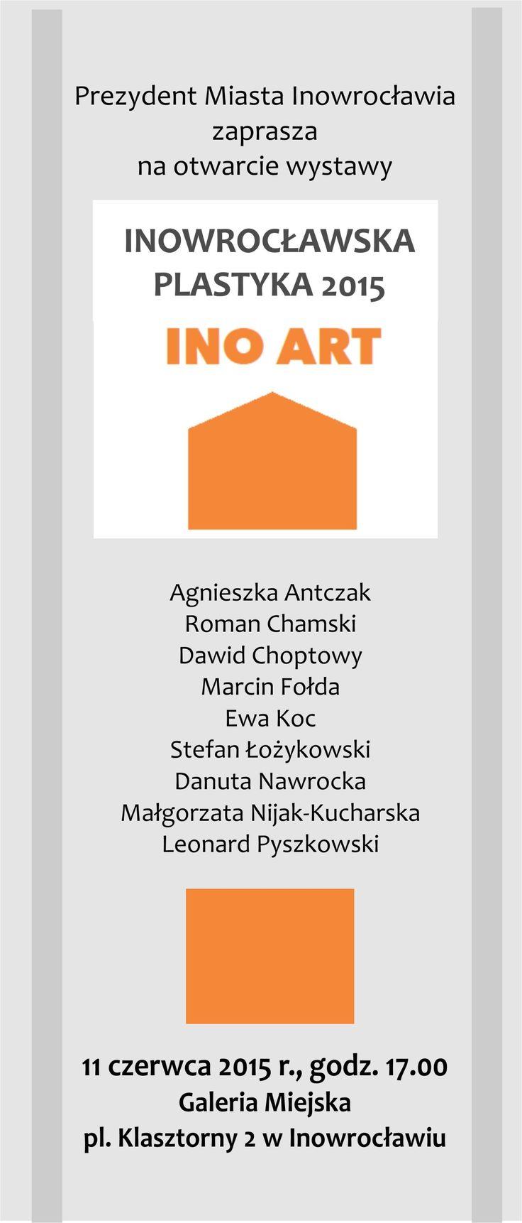 INO-ART wystawa z okazji Dni Inowrocławia
