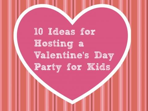 valentine 39 s day party ideas for kids decorations crafts snack ideas prize ideas songs and. Black Bedroom Furniture Sets. Home Design Ideas