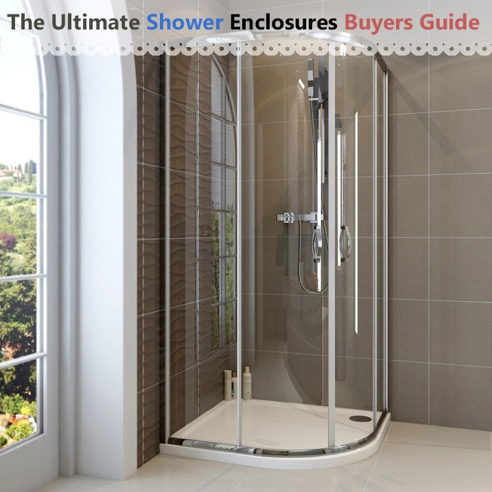 The-Ultimate-Shower-Enclosures-Buyers-Guide