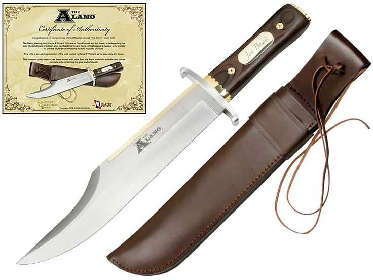 The Alamo Bowie Knife Bowie Cold Steel