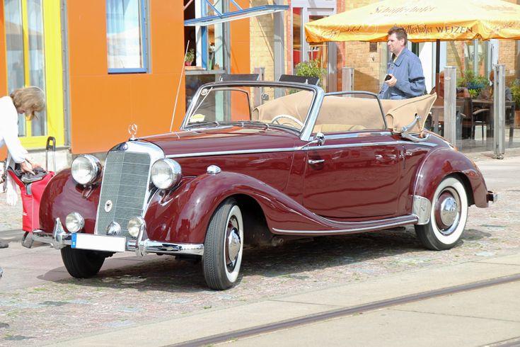 Alle Größen | ADAC Deutschland Klassik 2012 Stralsund - Mercedes-Benz 170 Cabrio | Flickr - Fotosharing!