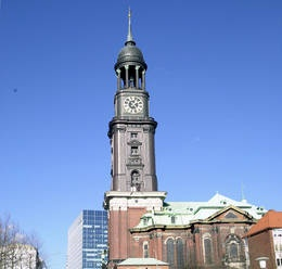 St. Michaelis – Hauptkirche (Hamburger Michel)